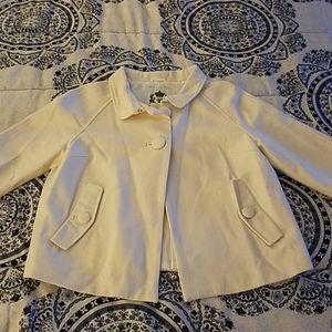 B B Dakota Wool/Rayon dress jacket